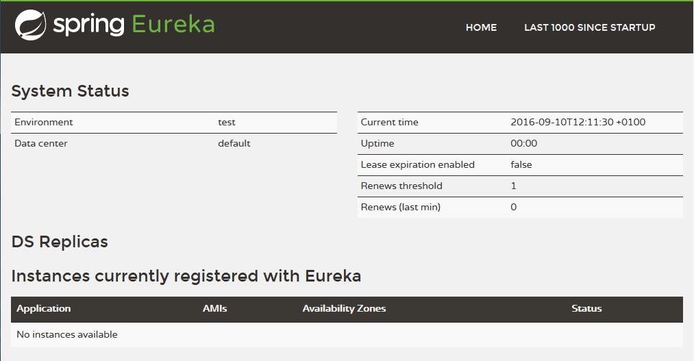 Eureka console